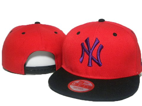 New York Yankees MLB Snapback Hat DD57