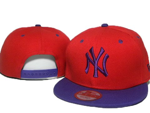 New York Yankees MLB Snapback Hat DD58