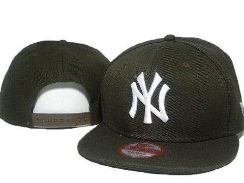 New York Yankees MLB Snapback Hat DD59