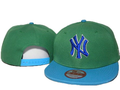 New York Yankees MLB Snapback Hat DD60