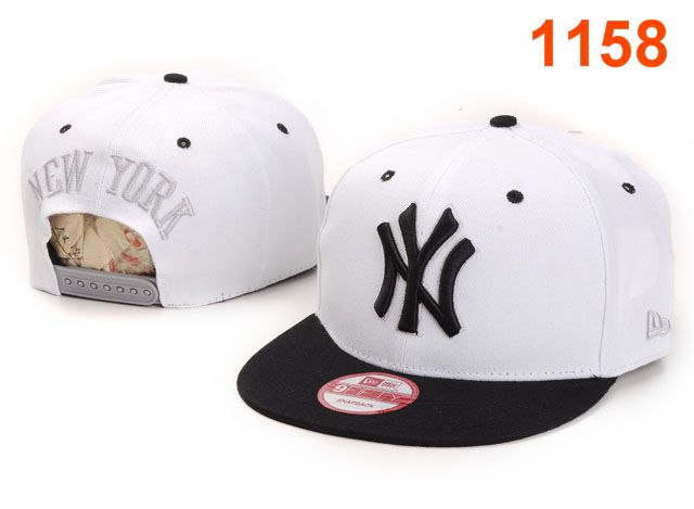 New York Yankees MLB Snapback Hat PT025