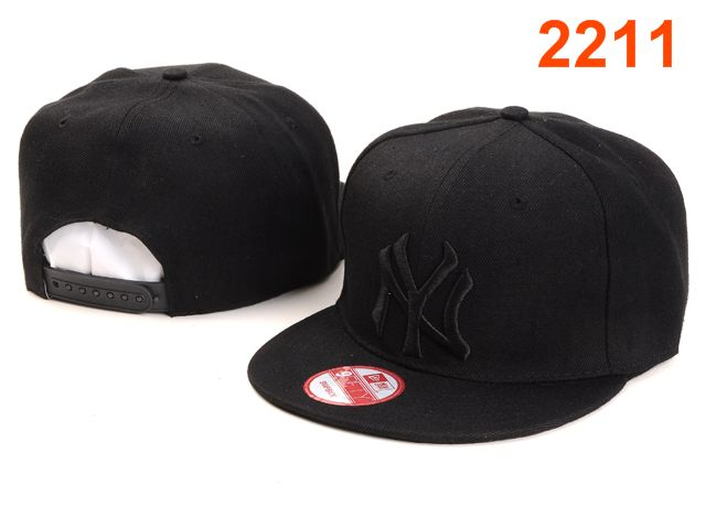 New York Yankees MLB Snapback Hat PT052