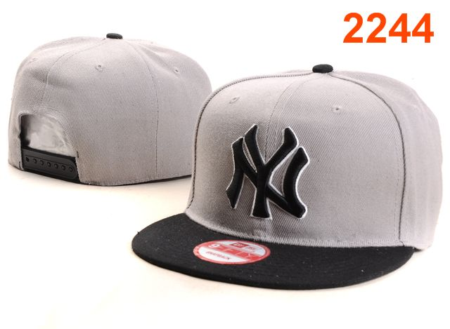 New York Yankees MLB Snapback Hat PT082