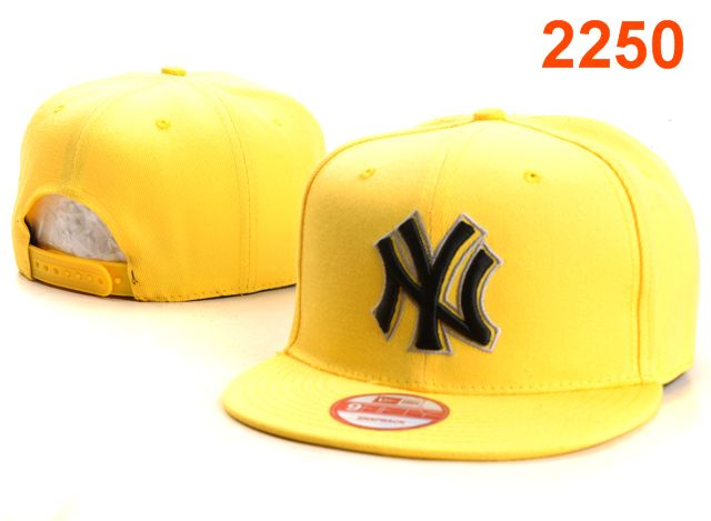New York Yankees MLB Snapback Hat PT088