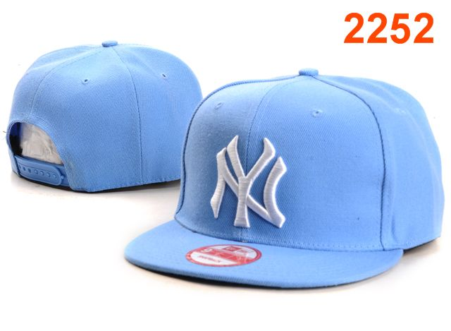 New York Yankees MLB Snapback Hat PT090
