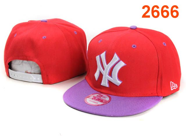 New York Yankees MLB Snapback Hat PT156