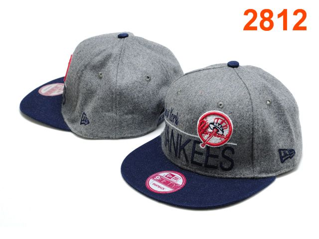 New York Yankees MLB Snapback Hat PT166