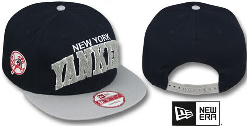 New York Yankees MLB Snapback Hat Sf06