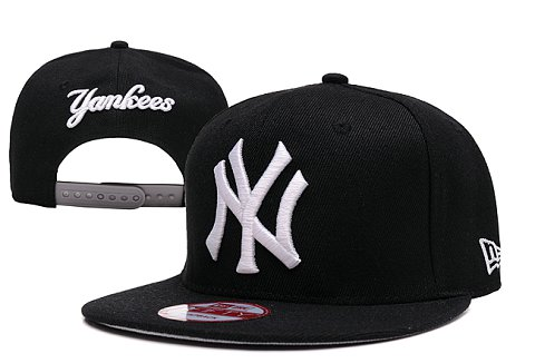 New York Yankees MLB Snapback Hat XDF01