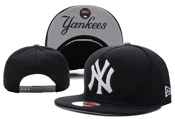 New York Yankees MLB Snapback Hat XDF18