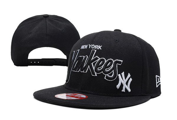 New York Yankees MLB Snapback Hat XDF20
