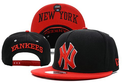 New York Yankees MLB Snapback Hat XDF21