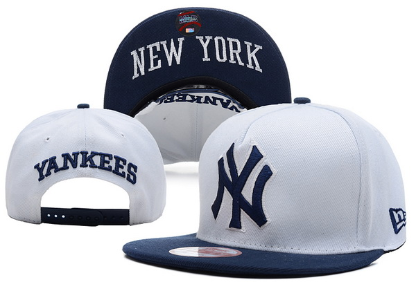 New York Yankees MLB Snapback Hat XDF26