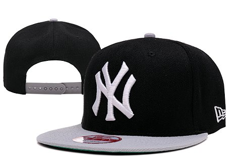 New York Yankees MLB Snapback Hat XDF37