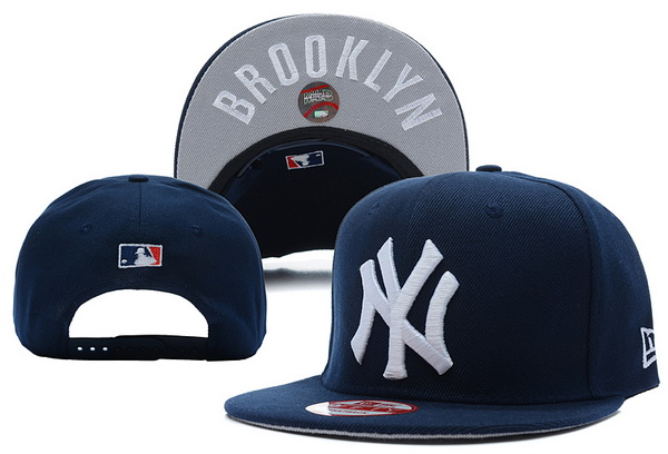 New York Yankees MLB Snapback Hat XDF47