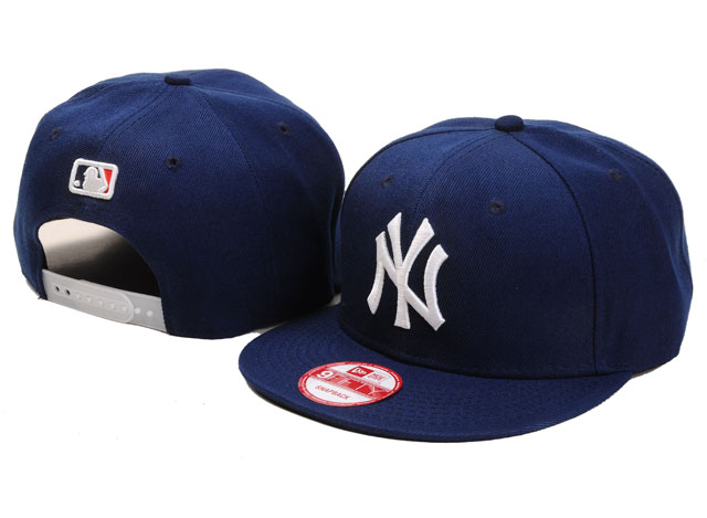New York Yankees MLB Snapback Hat YX003