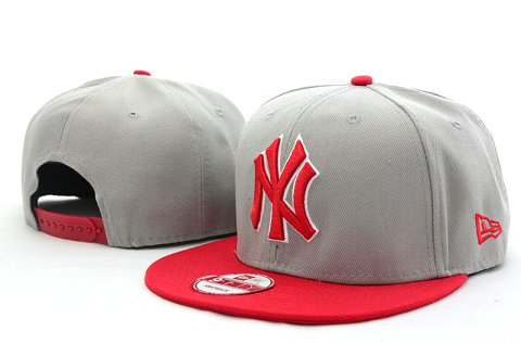 New York Yankees MLB Snapback Hat YX040
