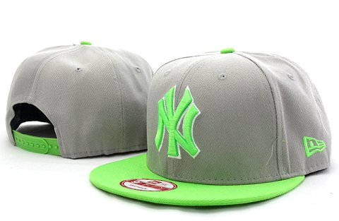 New York Yankees MLB Snapback Hat YX041