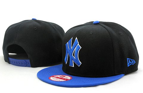 New York Yankees MLB Snapback Hat YX042