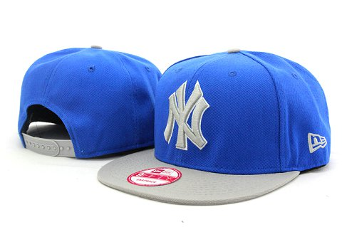 New York Yankees MLB Snapback Hat YX043