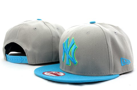 New York Yankees MLB Snapback Hat YX044