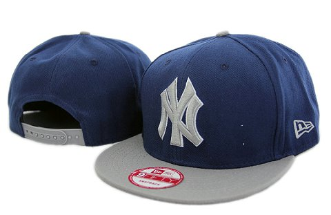 New York Yankees MLB Snapback Hat YX045