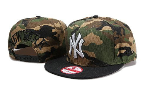 New York Yankees MLB Snapback Hat YX046