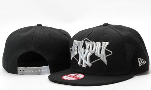 New York Yankees MLB Snapback Hat YX051