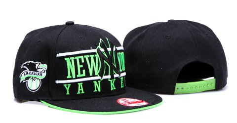New York Yankees MLB Snapback Hat YX054