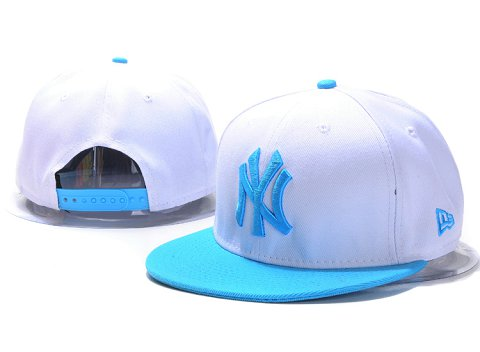New York Yankees MLB Snapback Hat YX061