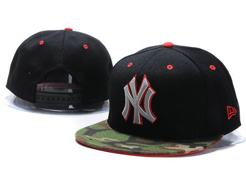 New York Yankees MLB Snapback Hat YX064