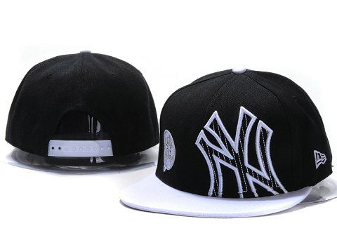 New York Yankees MLB Snapback Hat YX066