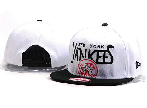 New York Yankees MLB Snapback Hat YX070