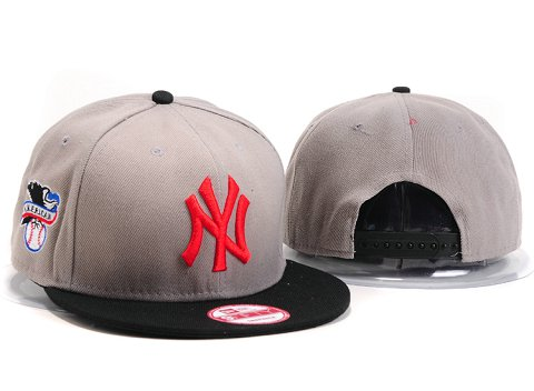 New York Yankees MLB Snapback Hat YX073