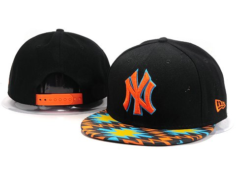 New York Yankees MLB Snapback Hat YX081