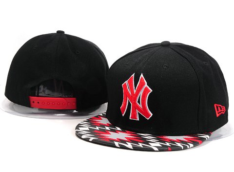 New York Yankees MLB Snapback Hat YX083