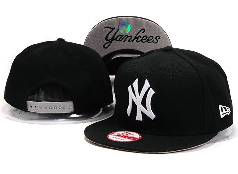 New York Yankees MLB Snapback Hat YX096