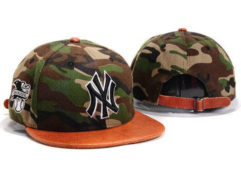 New York Yankees MLB Snapback Hat YX097