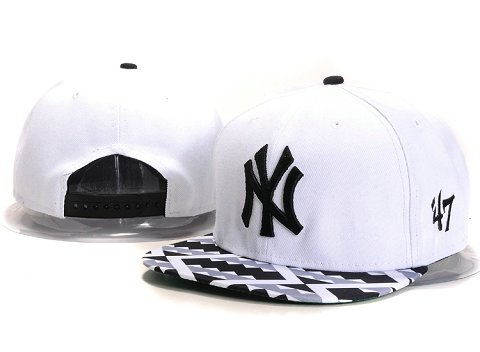 New York Yankees MLB Snapback Hat YX114