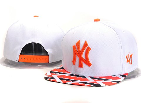New York Yankees MLB Snapback Hat YX115