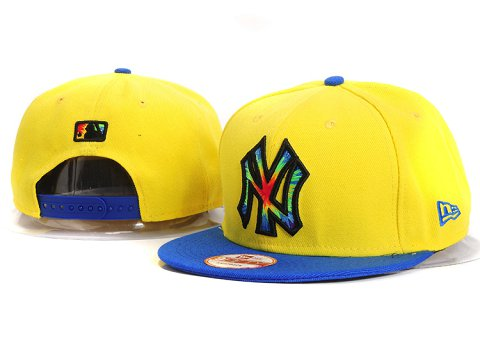 New York Yankees MLB Snapback Hat YX121