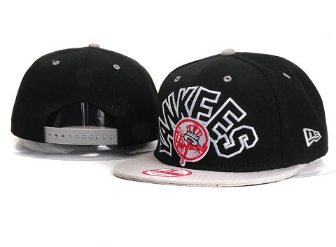New York Yankees MLB Snapback Hat YX122