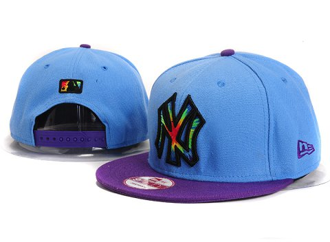 New York Yankees MLB Snapback Hat YX135