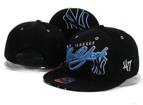 New York Yankees MLB Snapback Hat YX145