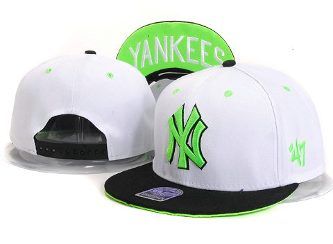 New York Yankees MLB Snapback Hat YX147