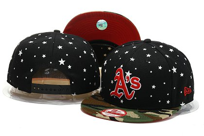 Oakland Athletics Snapback Hat YS M 140802 09