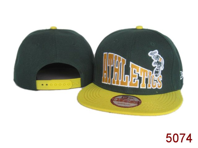 Oakland Athletics Snapback Hat SG 3834