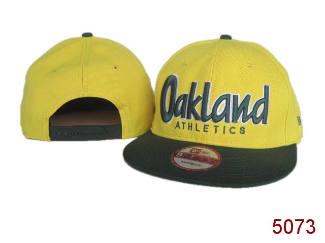 Oakland Athletics Snapback Hat SG 3835