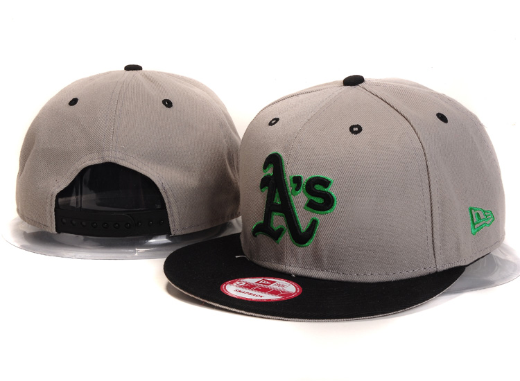 Oakland Athletics Snapback Hat Ys 2122