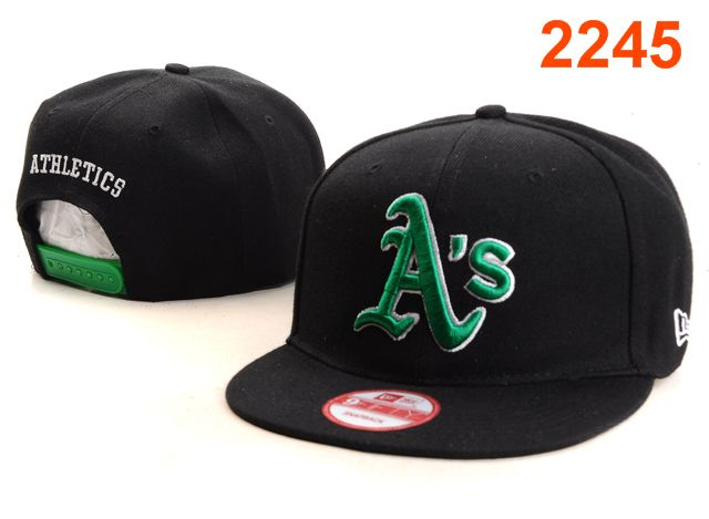 Oakland Athletics MLB Snapback Hat PT083